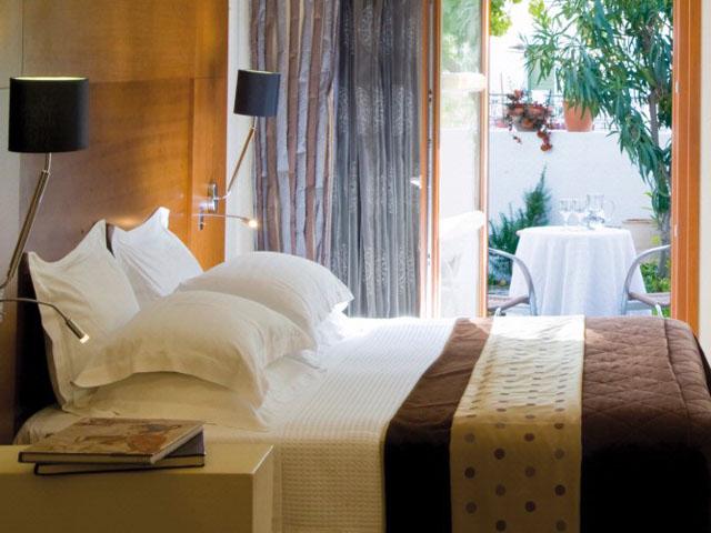 Aressana Santorini Spa Hotel and Suites: