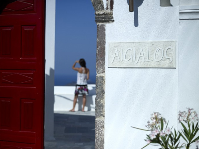 Aigialos Luxury Traditional Houses: