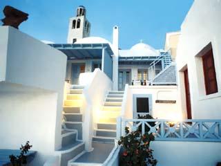 Whitedeck Santorini - Exterior View