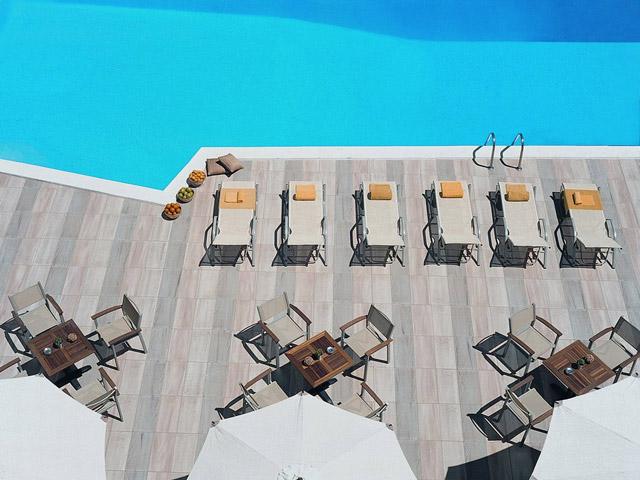 Amarilia Hotel - Pool Area