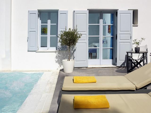 Santorini Kastelli Resort:
