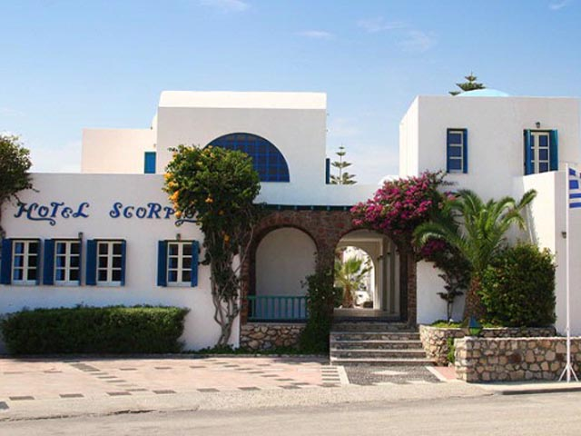 Scorpios Beach Hotel & Apartments: