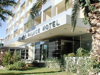 Congo Palace Hotel - Exterior View