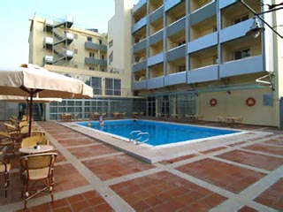 Congo Palace Hotel - Swimming Pool