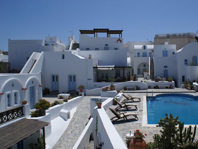 Aethrio Hotel -