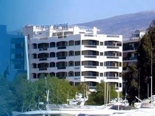 Marina Alimos Hotel Apartments - Exterior View
