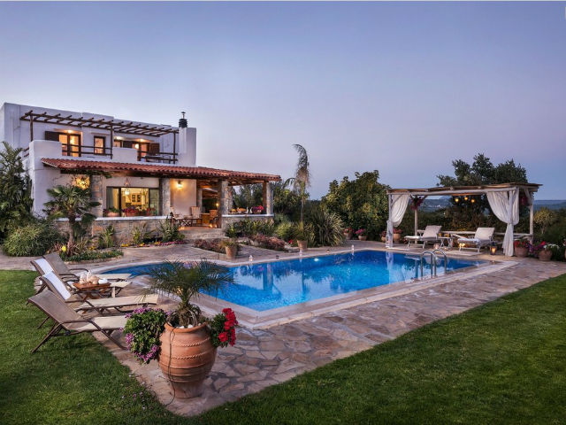 Kalithea Villa -