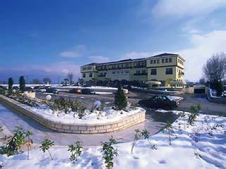 Du lac Hotel & Congress Center: Exterior View
