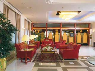 Du lac Hotel & Congress Center: Hall