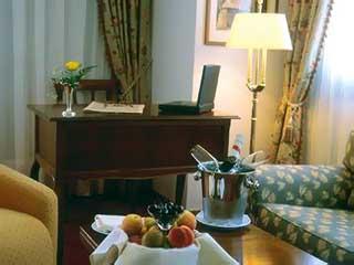 Du lac Hotel & Congress Center: Room