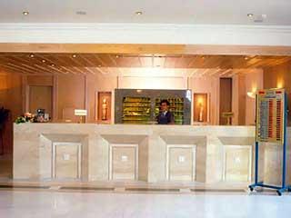 Du lac Hotel & Congress Center: Reception