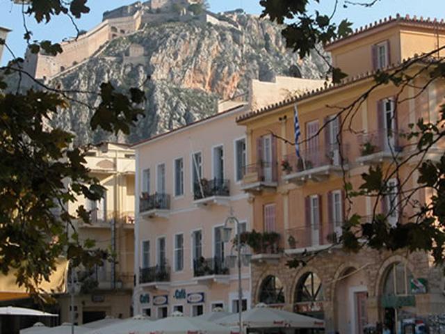 Nafplia Palace Hotel & Villas: