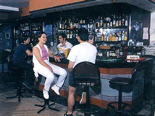 John and George Hotel: Bar