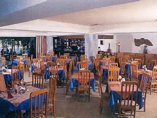 John and George Hotel: Restaurant