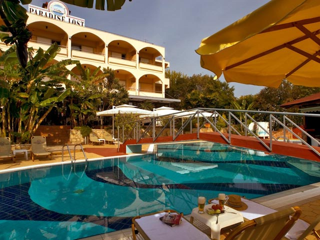 Paradise Lost Hotel -