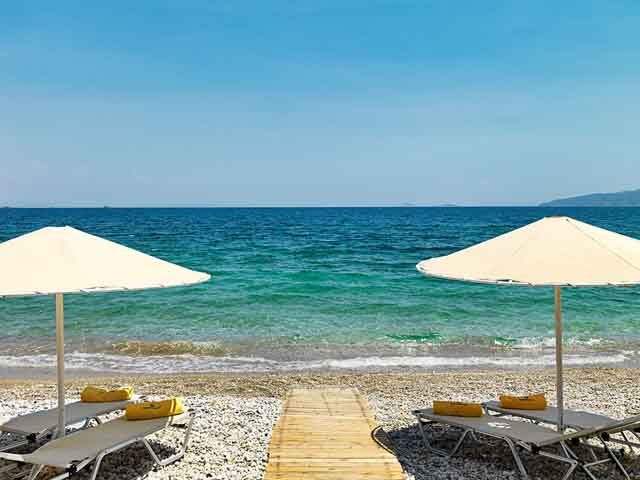Kalamaki Beach Hotel: