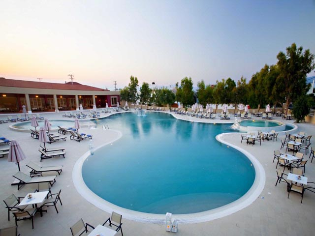 Alkyon Resort Hotel: