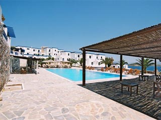 Faros Village Hotel - Swimming Pool