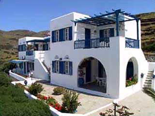 Galini Bungalows Tinos
