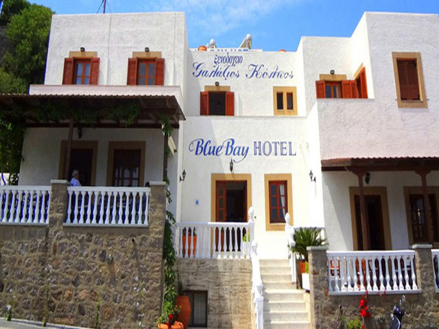 Blue Bay Hotel Patmos