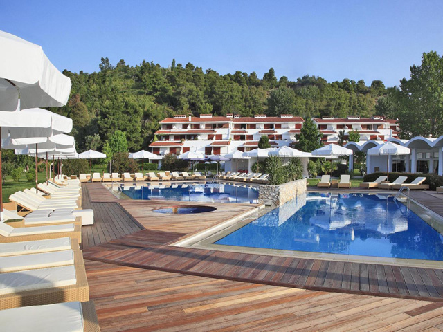 Skiathos princess hotel luxury hotels resorts in for Skiathos hotels