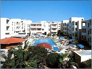 Damon Hotel Apartments