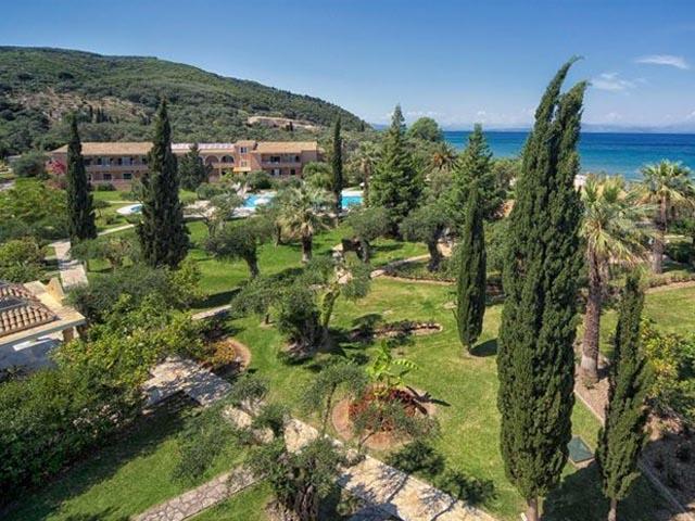 Delfinia Hotel Corfu