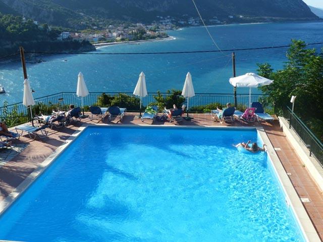 Oceanis Hotel Kefalonia