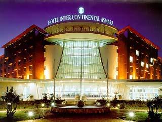 Hotel Asmara Palace (ex InterContinental Asmara Hotel)
