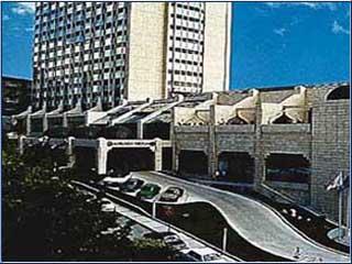 Ankara Hilton Hotel