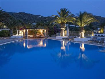Dionysos Sea Side Resort
