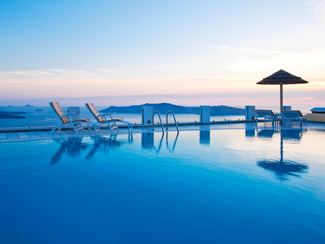 Santorini Princess Luxurious Spa Hotel
