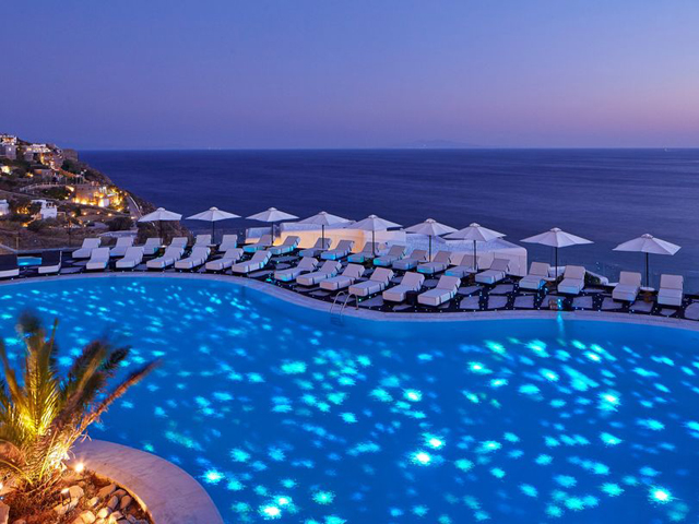 Royal Myconian Hotel & Thalassa Spa