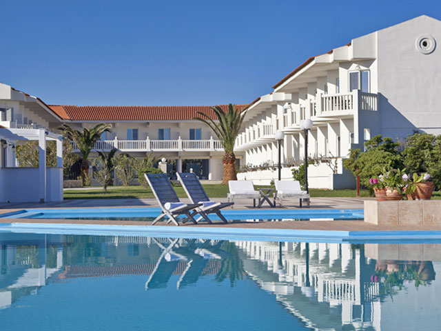 Chrysanna Beach Hotel