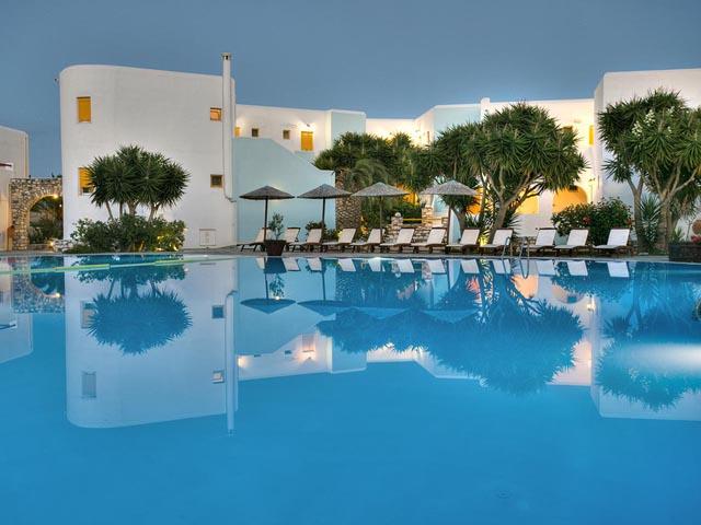 Asteras Paradise Hotel & Apartmets