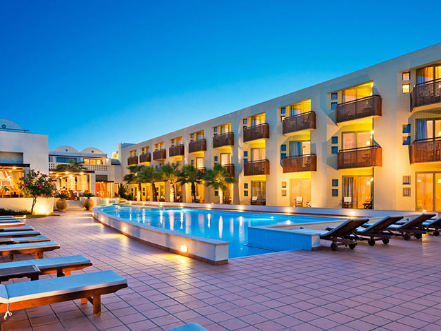 Book now : Santa Marina Plaza Hotel ( Adults Only)