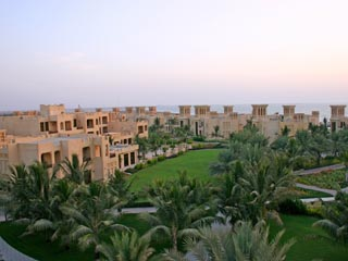 Hilton Al Hamra Beach & Golf Resort (Ex All Hamra Fort Hotel )