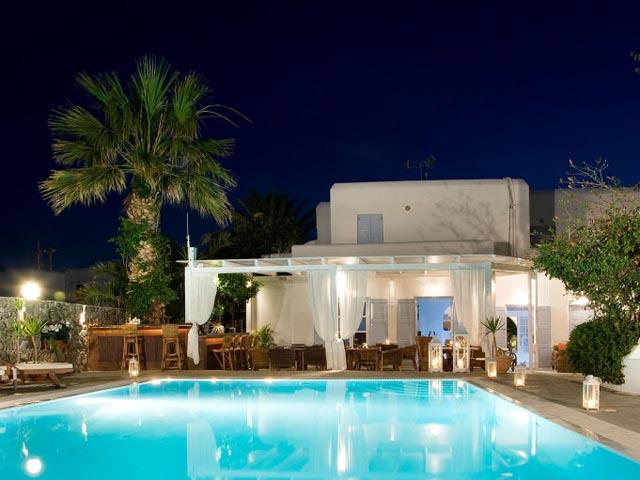 Dionysos Boutique Hotel Mykonos