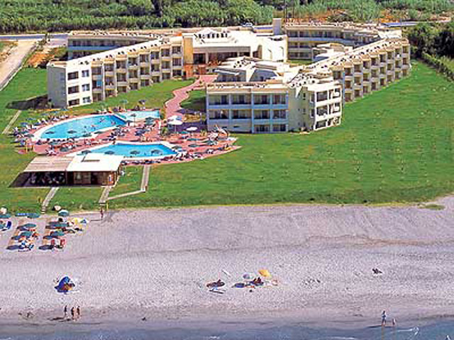 Apladas Beach Resort Hotel