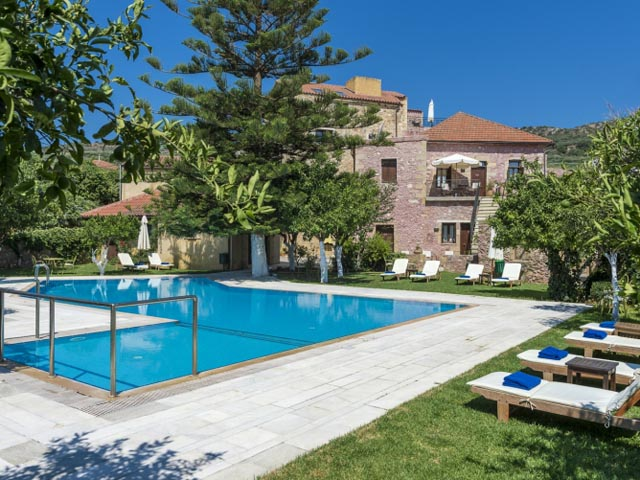 Spilia Village Luxury Traditional Hotel