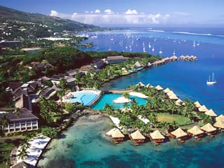 InterContinental Beachcomber Resort Tahiti