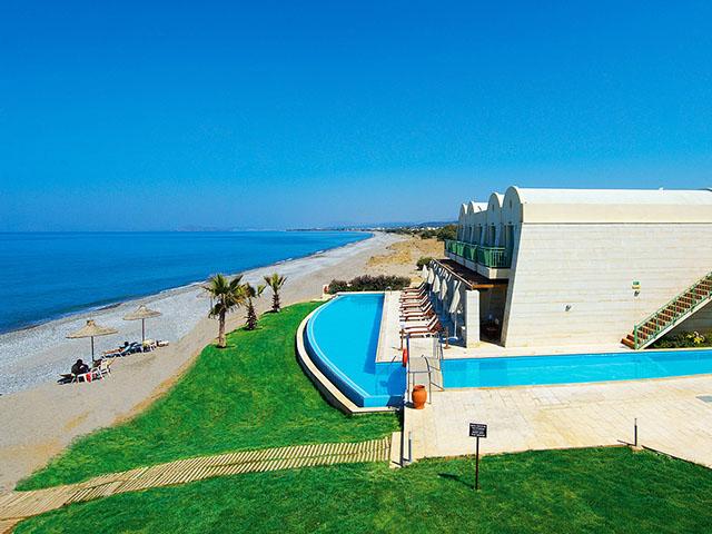 Grand Bay Beach Resort Crete Reviews