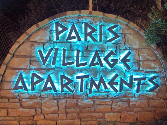 Paris Village Apartment Hotel