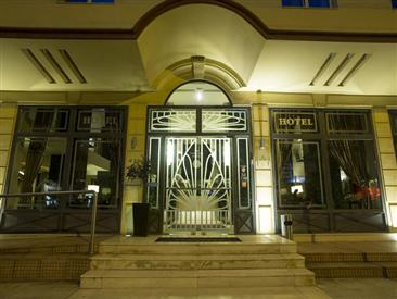 Davitel Tobacco Hotel