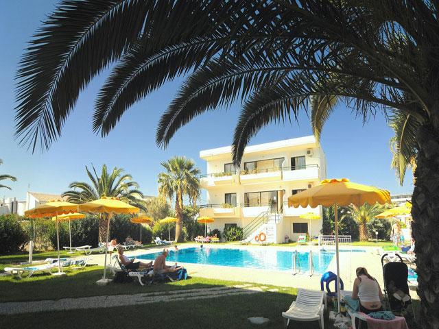 Anita Apartments & Hotel