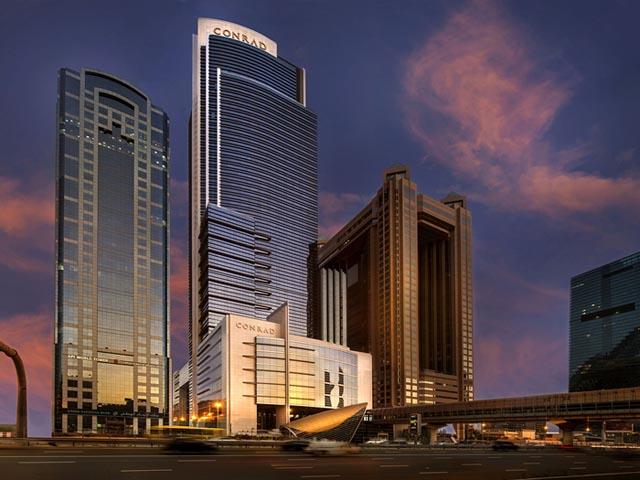 Conrad Dubai Hotel
