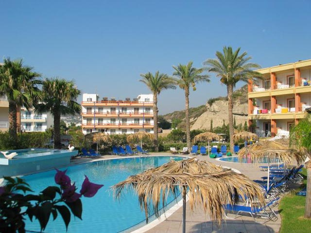Olympia Sun Hotel Apartments