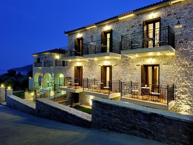Byzantinon Hotel Apartments