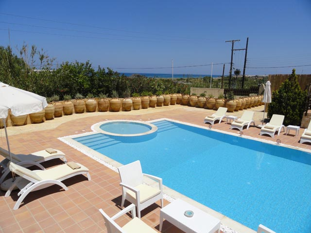 Gouves Villas (Cretan Luxury Villas )
