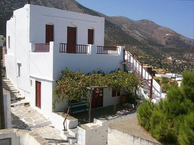 Tazartes House